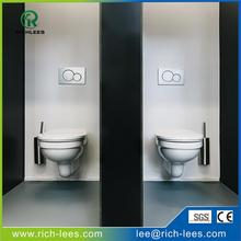 Richlees Phenolic compact board/melamine laminate /toilet partition/HPL