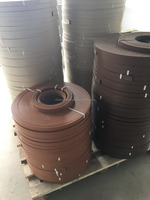 Factory Directly Sale PVC Edge Banding Thick Wenge Color PVC Edge Banding