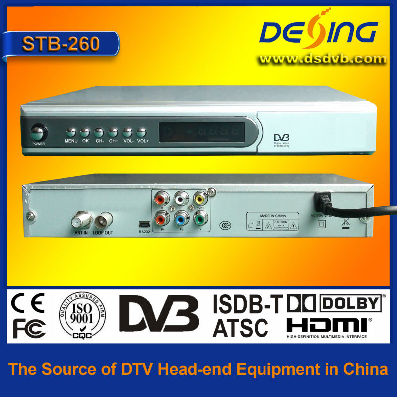 digital TV receiver