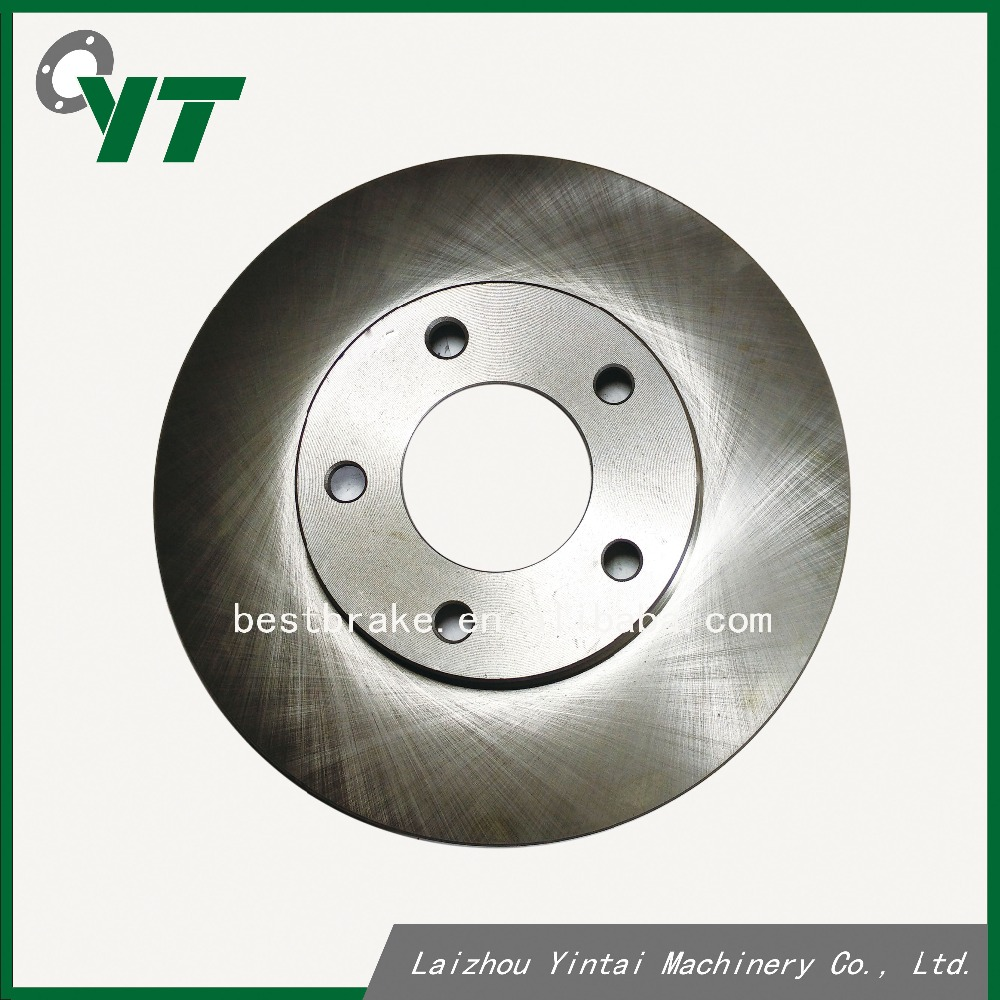 For Ford TRUCK FRONT BRAKE DISC 1L5Z1102CA car brake rotor Yantai factory
