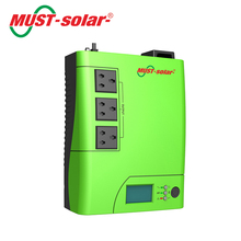 Factory of Durable OFF GRID High Efficiency less transfer time solar inverter PV1100 PLUS dc to ac inverter 1.2kva-2.4kva