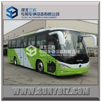 Pure electric bus/city bus/luxury bus with 51 sets for hot sale