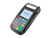 Handheld electronic bus ticketing pos machine with RFID card reder/MSR/IC thermal printer