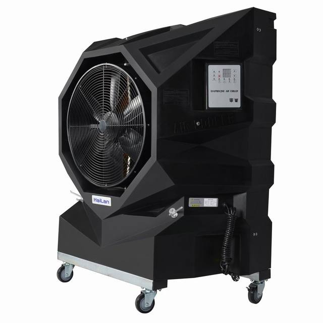Evaporative air cooler water cooler fan dry cleaner air cooler
