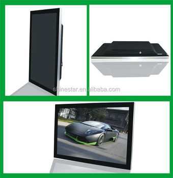 Network 55 inch android wifi indoor Video advertising player