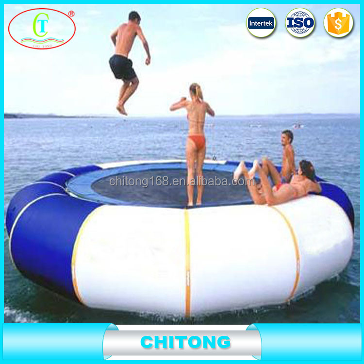 Popular Sungear Seadoo Water Trampoline