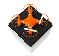 2.4G Mini Sized Drone With Protection Frame Around Blades Cheap For Christmas Gift Sale