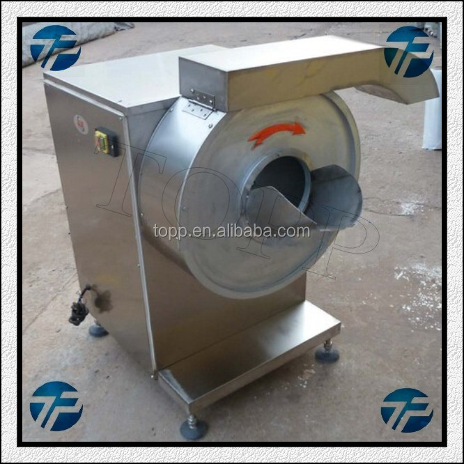 Commercial Potato Chips Cutter and Making Machine