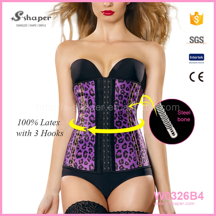 Cheap Waist Training Corsets For Women Factory Supply W0326B4