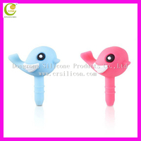 New arrival bird design 3.5mm headphone dust plug for iphone , mobile phone dustproof plug, anti dust plug