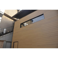bamboo composite wood waterproof &fireproof exterior wood wall cladding