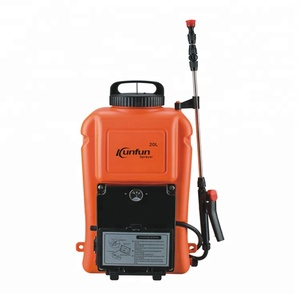 20L battery backpack orchard sprayer