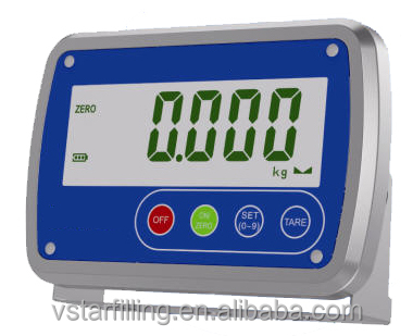 A3-SC Waterproof stainless steel weighing Indicator
