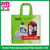 Full Color Printing Screen/ Transfer Printing Shopping PP Non Woven bag