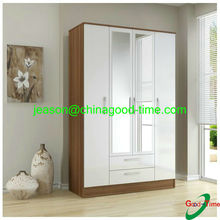 competitive price high gloss white wardrobe