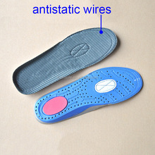 Special design antistatic insole for workers shoes