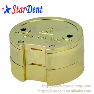 Denture Flask Set with Copper alloy / Dental lab equipment Forged Denture Alloy Press with Flask