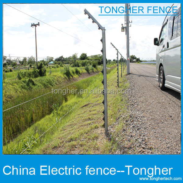 Electric Fence Energizers Controllers For House With Gsm