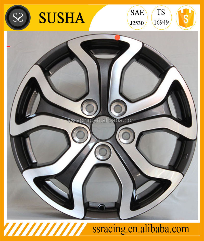 "China 2017 High Quality 17""18""19""20"" Sliver/Gun metal aluminum wheels for Volvo 2013 year 2.0L TUCSON"