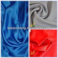 2016 chiffon fabric for women with korea chiffon hemp