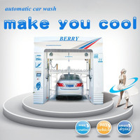 Berry BR-5V semi-automatic car wash machine and car wash type with competitive prices