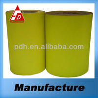 ADHESIVE FLUORESCENT PAPER TAPE