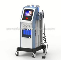 Skin Scrubber Oxygen Injection Oxygen Aqua Peel Microdermabrasion System/ care facials skin machine
