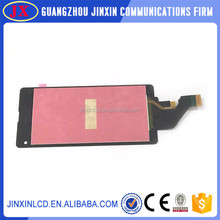 Cell Phone Parts LCD And Touch Screen for sony z1, Repair Parts for sony z1 LCD Display, for sony z1 LCD