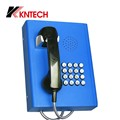 waterproof  prison telephone public service telephone company KNTECH KNZD27 VOIP TELEPHONE