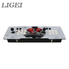 Wholesale Christmas gift 986 in 1 TV home using classic arcade game station console pandora box 5S fighting game machine