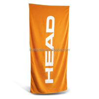 Brand new custom logo 100% cotton hotel bath towel