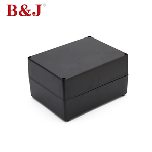B&J 220X165X125 IP68 Waterproof Outdoor Plastic Electrical Junction Box