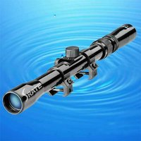 3-7X20 Telescopic Scope For 22 Calibre Rifles & Air Rifle Gun with Cross hair