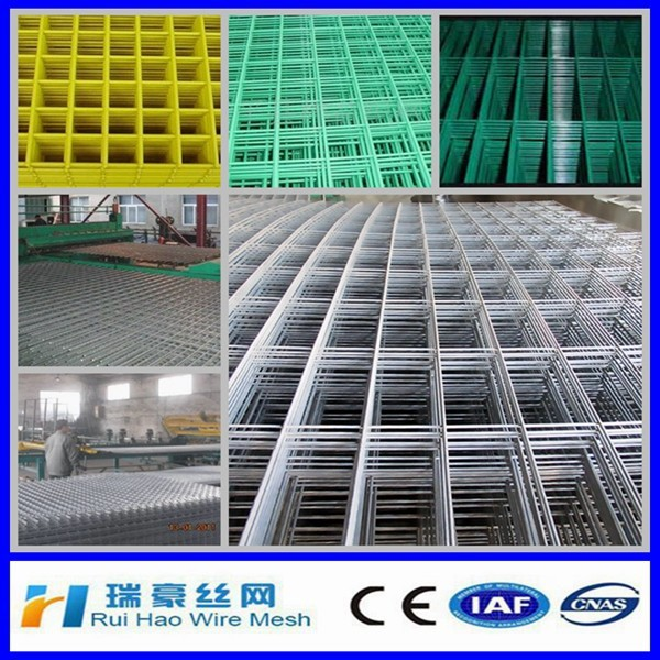 Hot Dipped Welded wire Mesh Sheet /Electro welded mesh panel manufacture