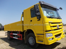 SINOTRUK HOWO 4x2 Mini / Small Cargo Truck For Sale
