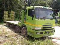 Service for transport lorry and machinery