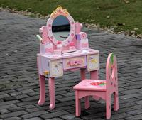 children toys new 2016 style wooden educational toy strawberry dressing table