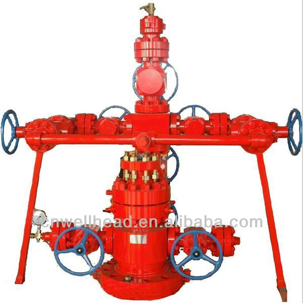 KQ Production Wellhead and Christmas Tree Equipment/API 6A Xmas tree for oilfield