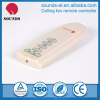 Good design for infrared and wireless remote control