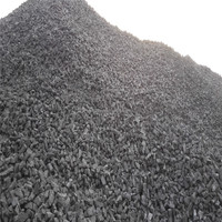 Gas Calcined Anthracite Coal(f.c.90min,ash 6.5%max,vm1.2%max)