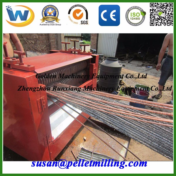 Trade Assurance support <strong>scrap</strong> copper aluminum radiators recycling machine