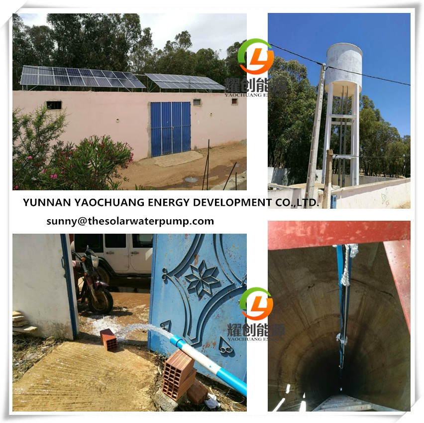 1HP - 25HP solar water pump system for agriculture irrigation