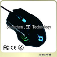 Hot sale wired usb drivers usb 5d optical mouse gamer mouse