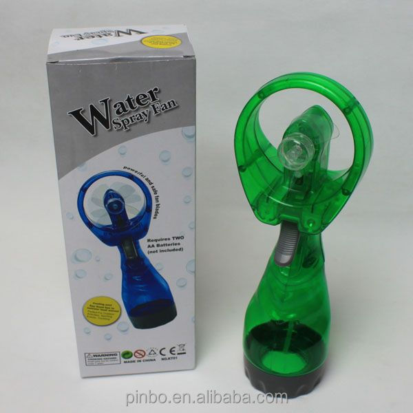 Wholesale Plastic Summer Outdoor Handy Mini Fan/Kid Toy