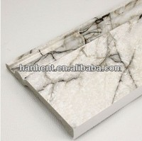 Marble-like Building Moulding PS Skirting Board