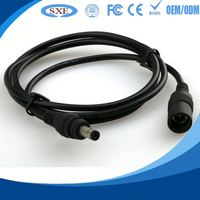 Hot sell 7.4*5.0mm dc 12v power cord for wholesale