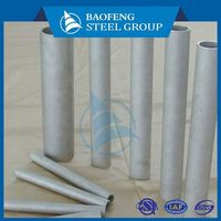 To Win Warm Praise From Customers Sus304 Stainless Steel Tube/Pipe