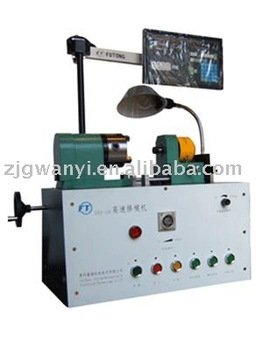 die polishing machine