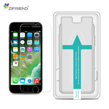 zifriend for iphone 6 plus tempered glass lcd screen protector wholesale