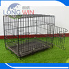 Strong Metal plastic tray Travel transport pet cage